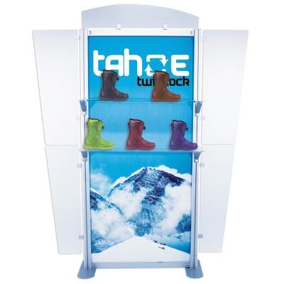 Tahoe Twistlock Rack Display